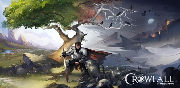 Гайд по основам игры в Crowfall — новой классической ММОРПГ от создателей Ultima Online -