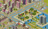 Город из высоток