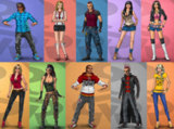 Аватары игрока