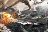 Крейсер под обстрелом