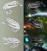 Дизайн корабля