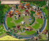 Красочная деревня