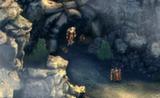 По пути в пещеру