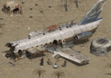 Бывший самолет