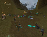 Толпа воинов