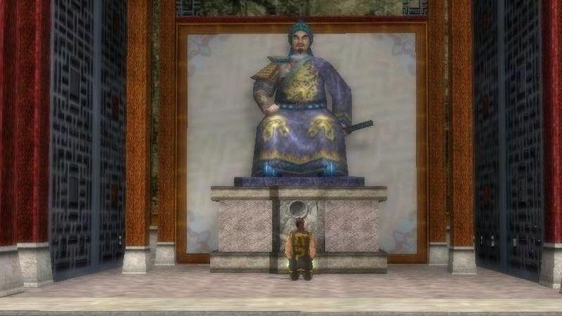 9 Драконов Статуя