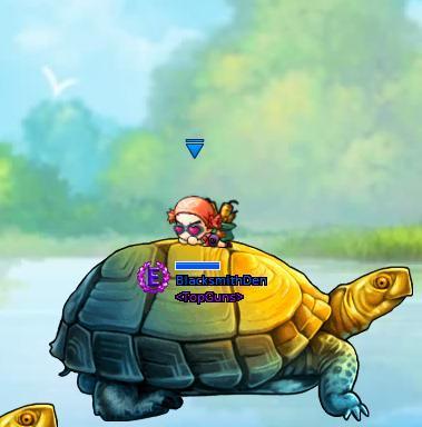 Бумз! черепаха