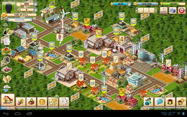 Big Business Торговый город