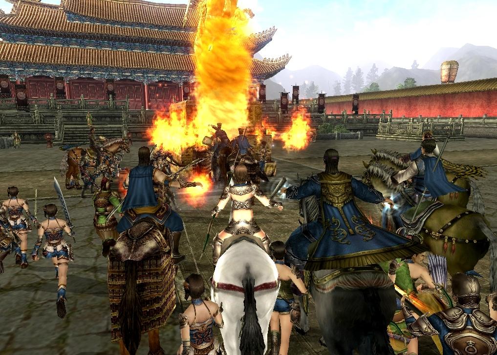 Путь Императора Столп пламени