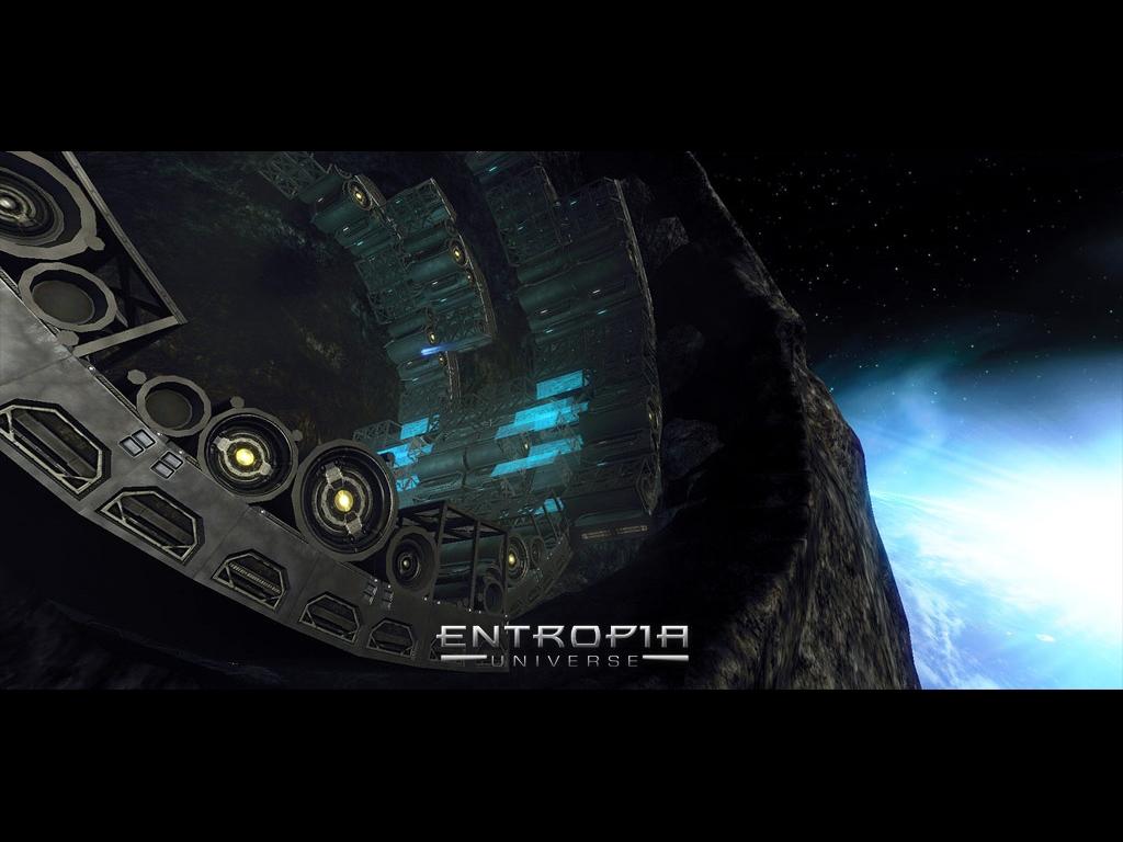 Entropia Universe космическая база