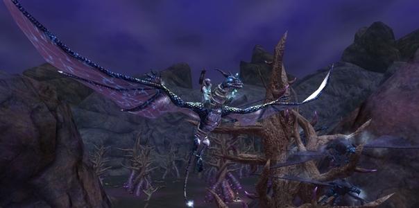 Everquest II: Destiny of Velious Дракон во всей красе