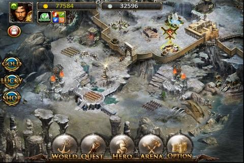 Ex Gods Основная локация