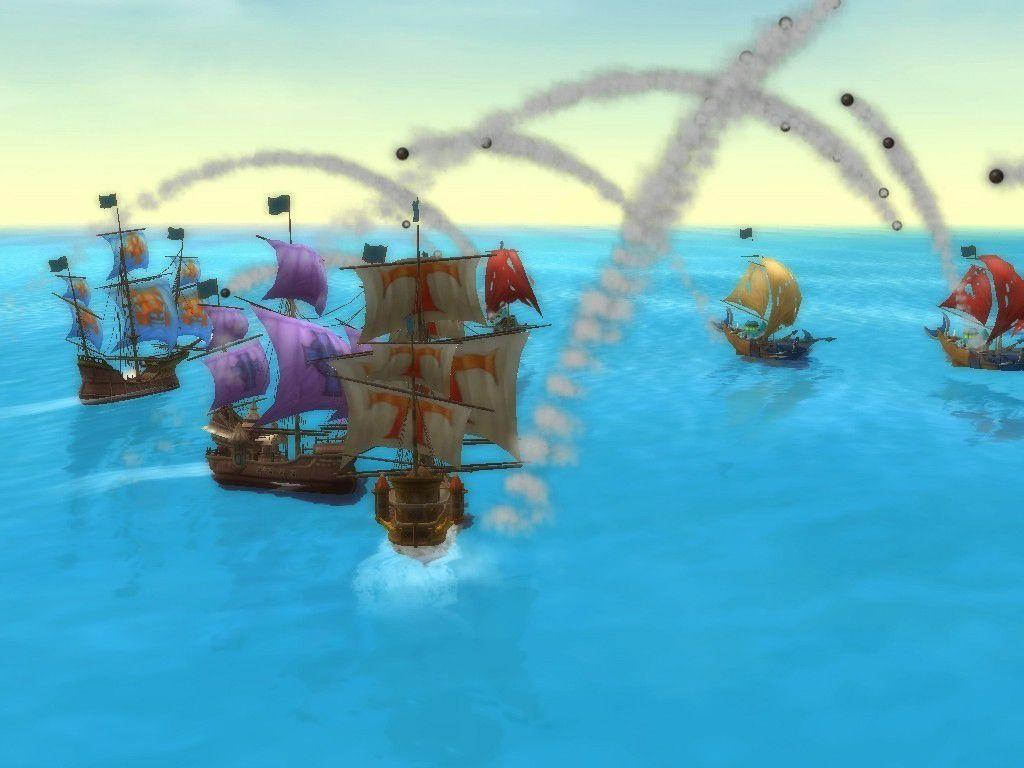 Floreksia Морской бой