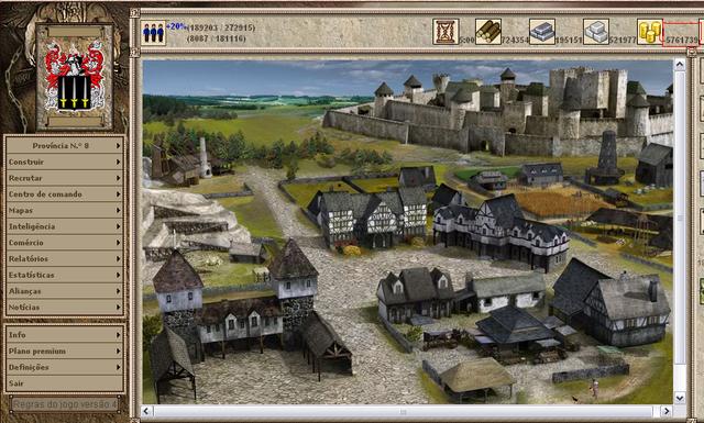 Imperia Online Хороший обзор города