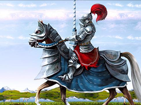 Княжеские войны Рыцарь