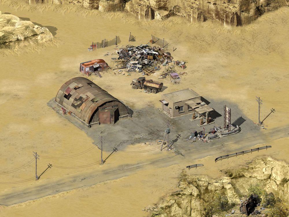 LAVA Online Островок жизни в пустыне