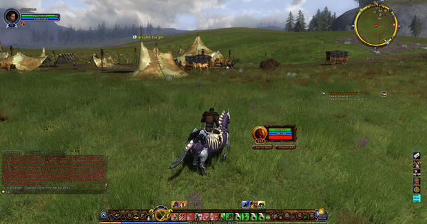 The Lord of the Rings Online: Riders of Rohan Рохан