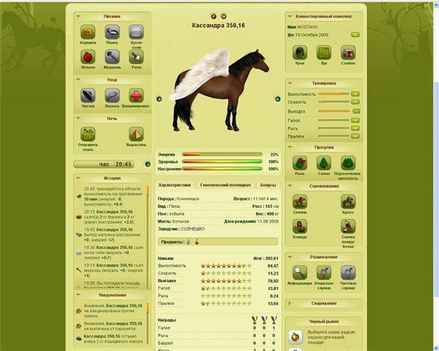 Lowadi Лошадь с крыльями