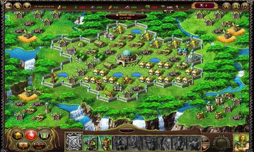 My Lands: Black Gem Hunting Замок эльфов