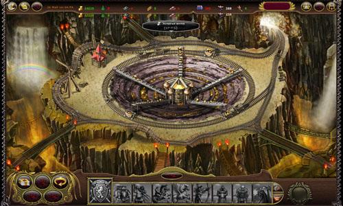 My Lands: Black Gem Hunting Золотая шахта