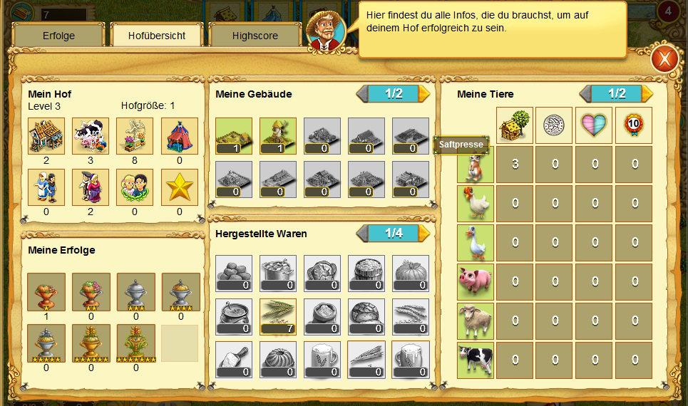 My Little Farmies Ресурсы