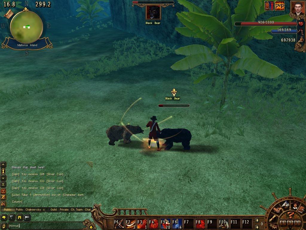 Пираты онлайн Два медведя