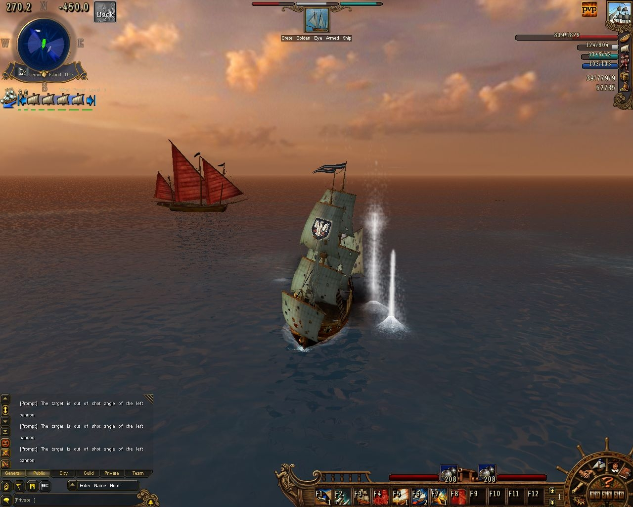 Пираты онлайн Промах