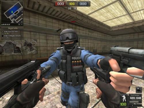 Играть в онлайн игру поинт бланк бесплатно