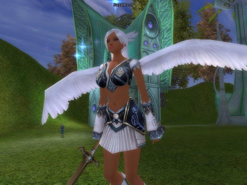 Perfect World Ангел во плоти