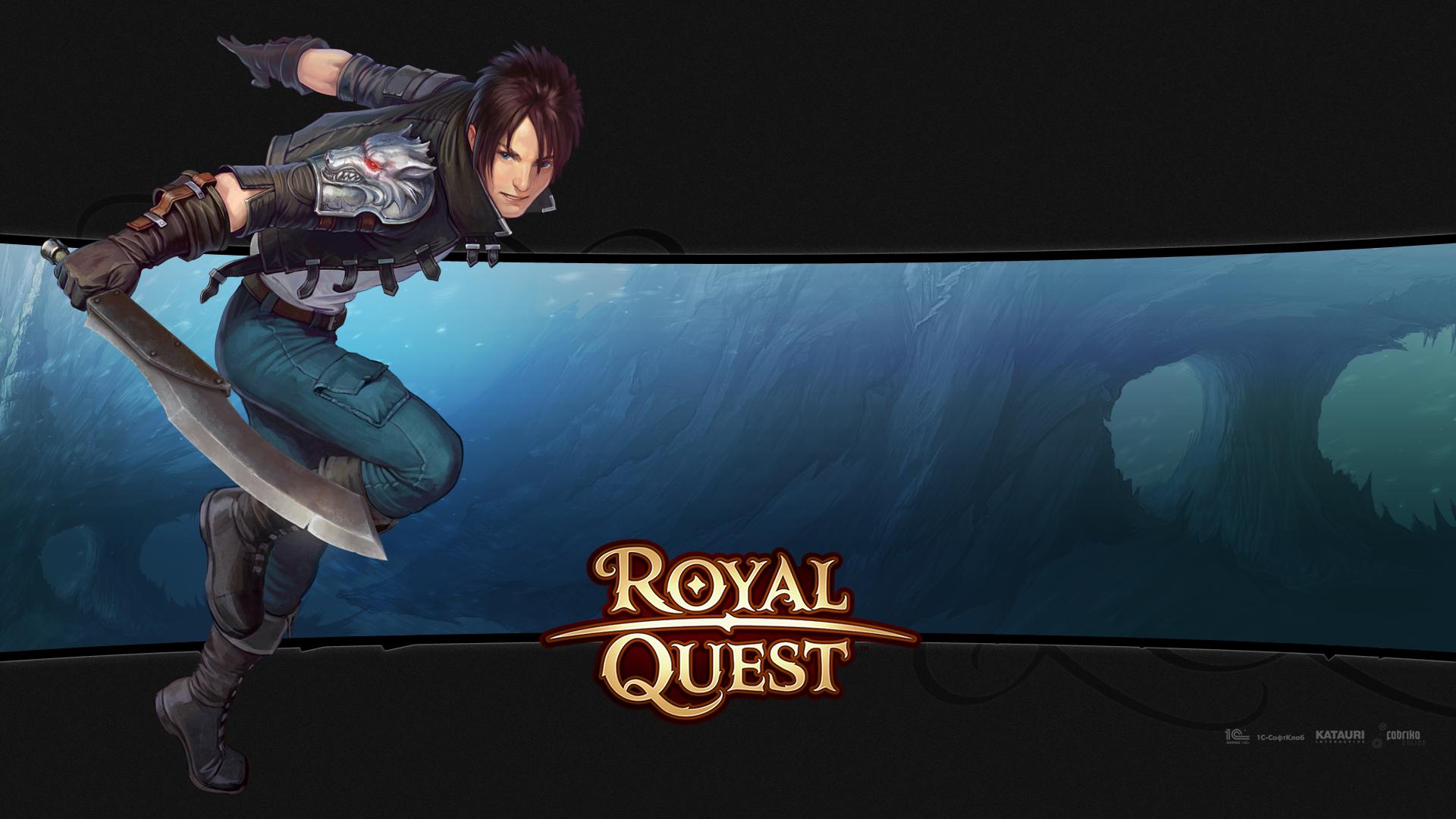 Royal Quest Боец ближнего боя