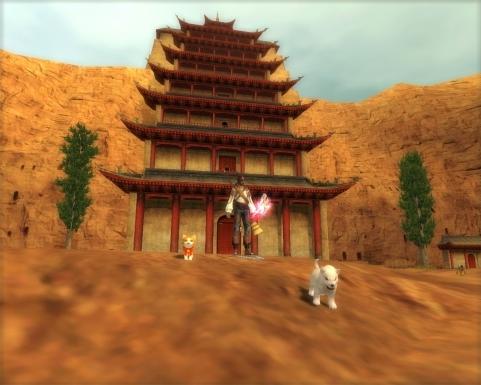 Silkroad Китайский дом