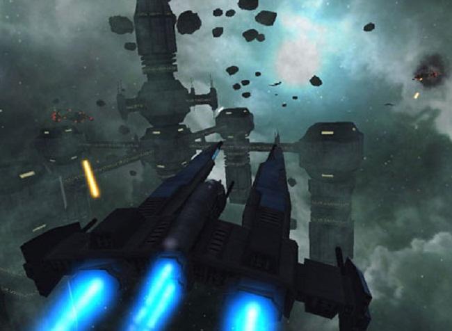 Space pioneers 2 Влет в колонию