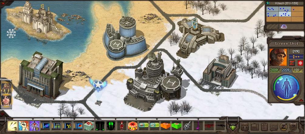 TimeZero Городок с заводами