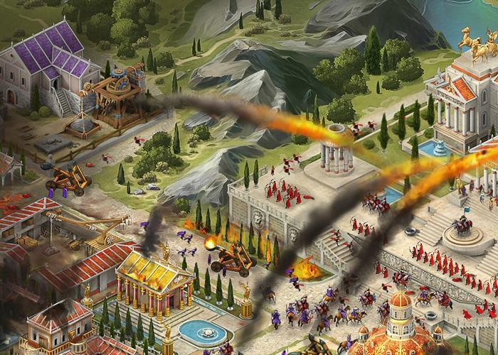 Триумф: Рождение Империй Огонь