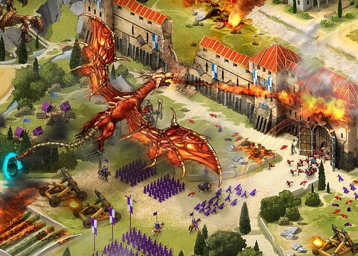 Триумф: Рождение Империй Дракон