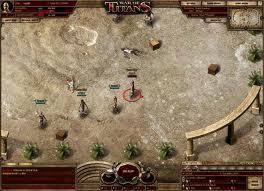 War of Titans Нечестный бой