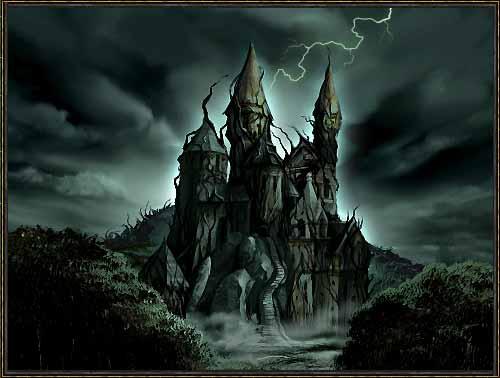 Wizards World Замок
