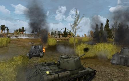 World of Tanks Прицельная дальность