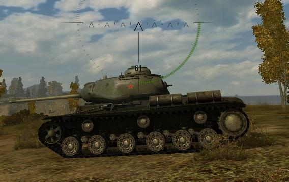 World of Tanks Наш танк