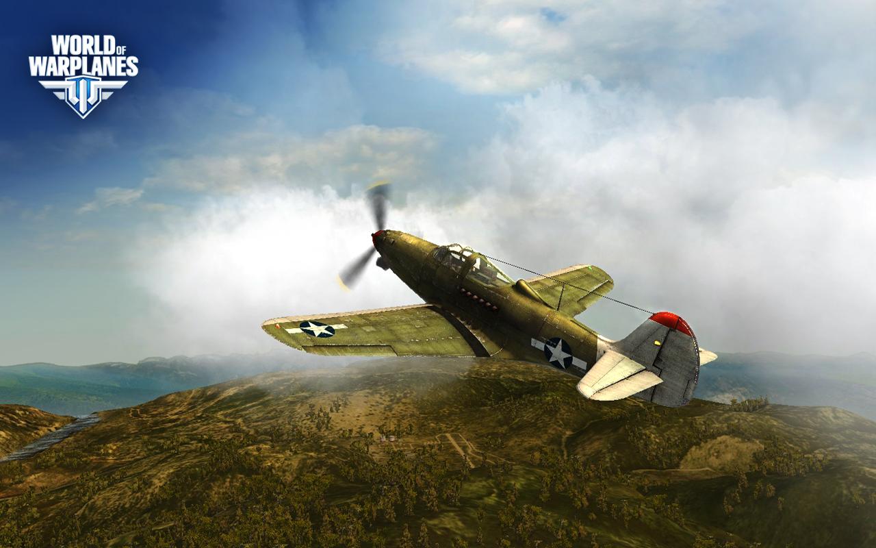 World of Warplanes Парение