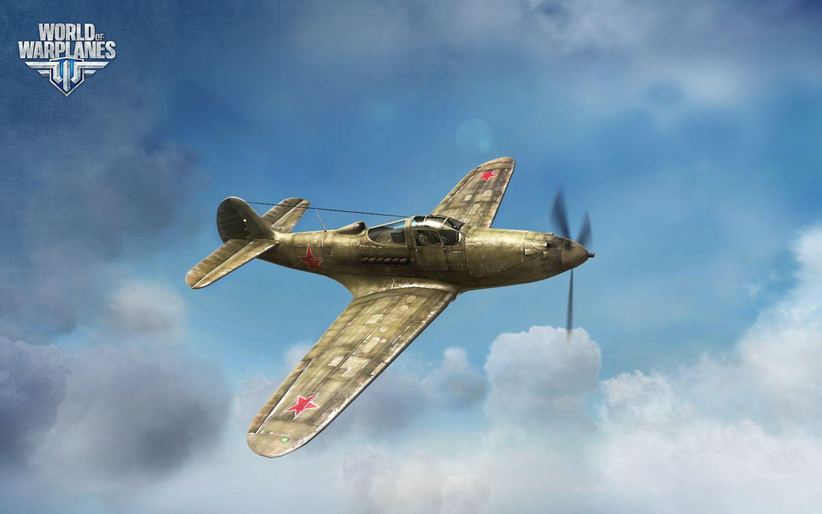 World of Warplanes Советский красавец