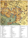 Карта Харбор-Тауна