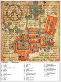 Карта Монастыря