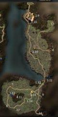 Карта Сильверлейка