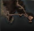 Карта окрестностей Туушу
