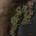 Карта джунглей