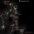 Карта подземелий часть 1