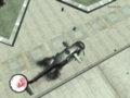 На вертолете со зданиями лучше не встречаться