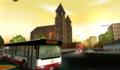 Автобус на перекрестке