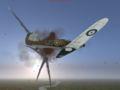 Взрыв в Air Battles: Sky Defender